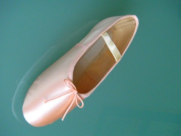 Pink Satin Ballet Shoes, Amy Winehouse!